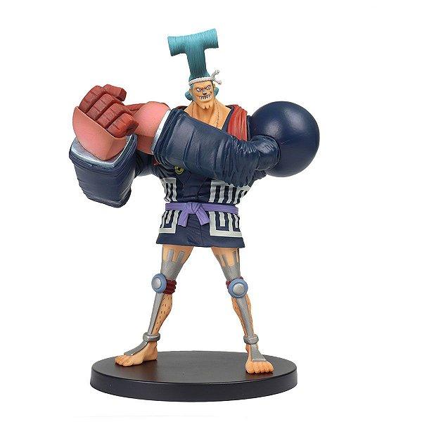 Franky - One Piece The Grandline Men Saga De Wano Banpresto