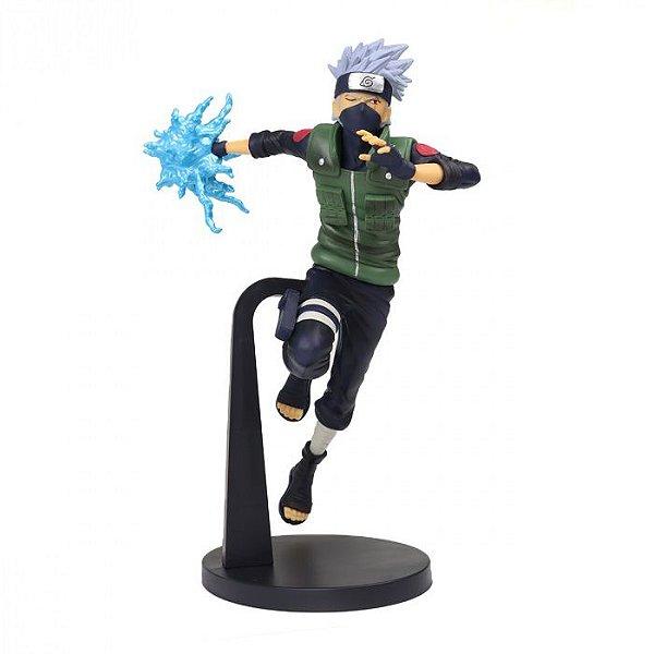 Hatake Kakashi - Naruto Shippuden Vibration Stars Banpresto