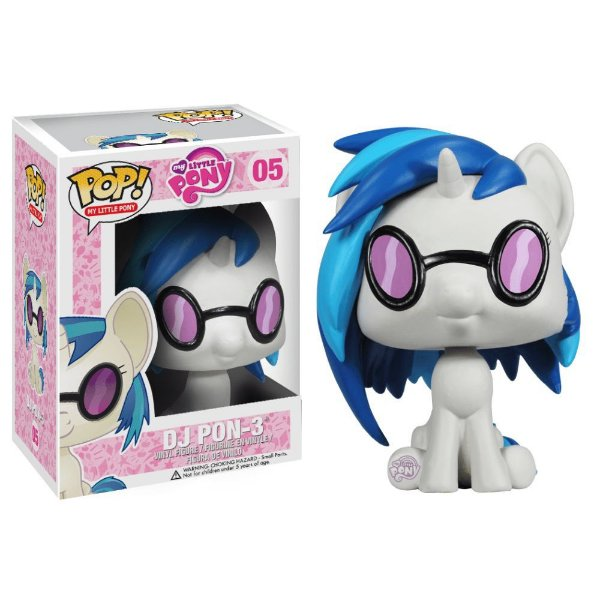 Dj Pon3 - My Little Pony Funko Pop