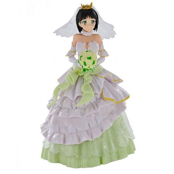 Suguha (Leafa) Sword Art Online Wedding EXQ Figure Banpresto