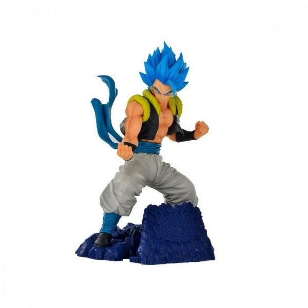 Gogeta Super Saiyan God Dragon Ball Super TBA Banpresto