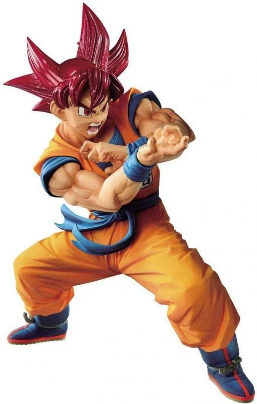 God Son Gokou Super Saiyajin - Dragonball Super Blood of Saiyans Special VI Banpresto