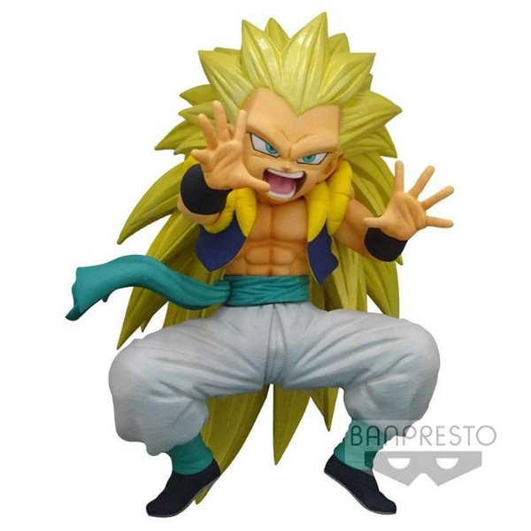 Gotenks Super Saiyajin - Dragonball Super Chosenshiretsuden Vol.2 Banpresto