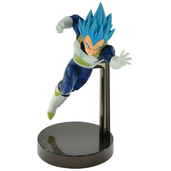 Vegeta - Dragon Ball Super Saiyan God Z Battle Banpresto
