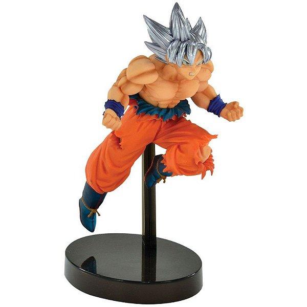 Son Goku - Instinto Superior Dragon Ball Super Z-Battle Banpresto