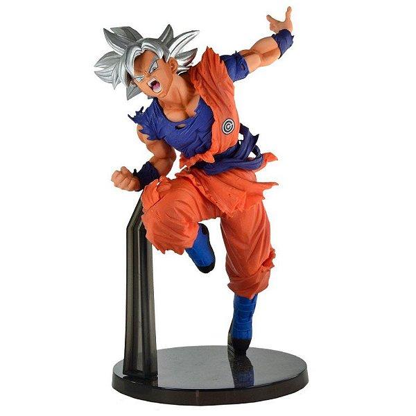 Son Goku - Ultra Instinct Super Dragon Ball Heroes Banpresto