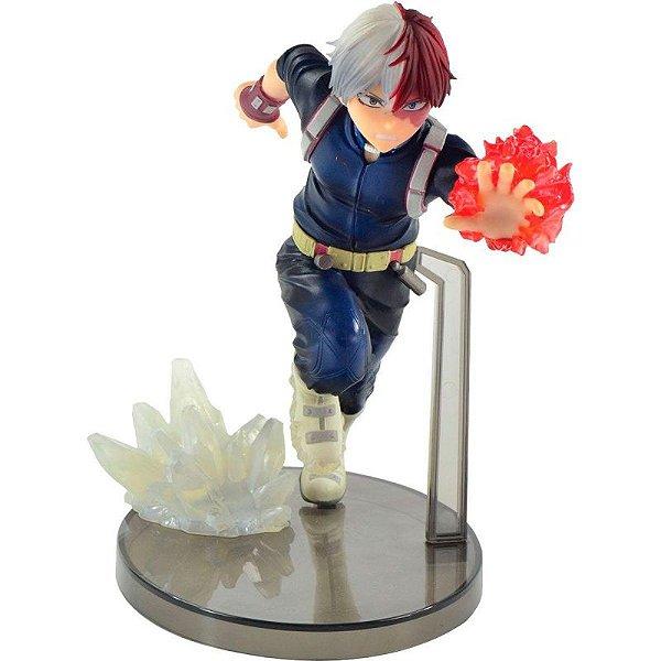Shoto Todoroki - My Hero Academia Enter The Hero Banpresto