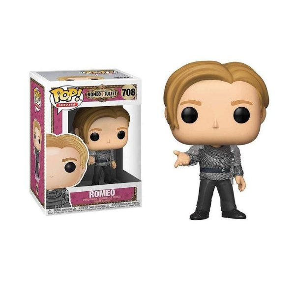 Romeo - Romeo and Juliet Funko Pop Movies