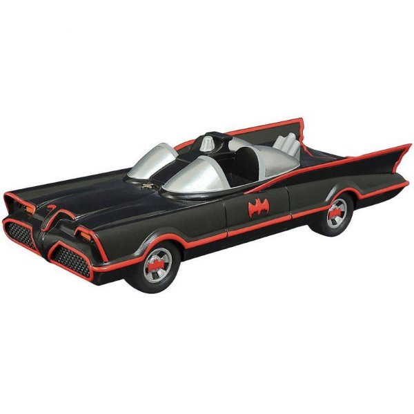Cofre para Moedas Batmobile - Batman Classic 1966 TV Series Diamond Select