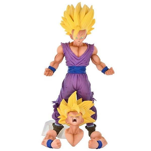 Gohan Super Saiyajin - Dragon Ball Super Legend Battle Masterlise Emoving Banpresto