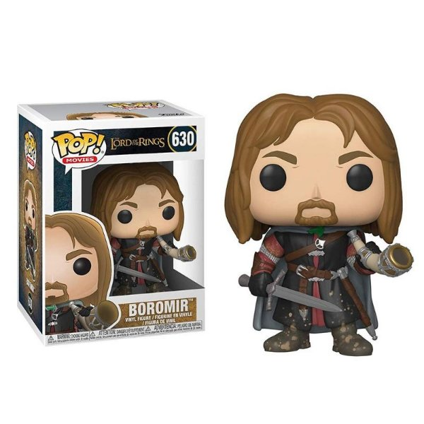 Boromir - Lord of The Rings Funko Pop Movies