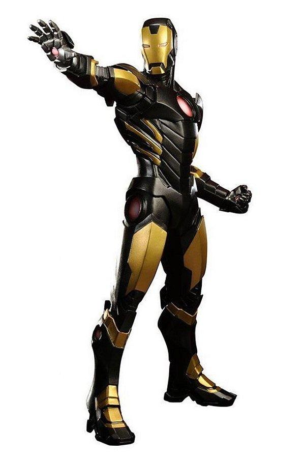 Black Iron Man - Avengers Now 1/10 Scale ArtFX+ Statue By Kotobukiya