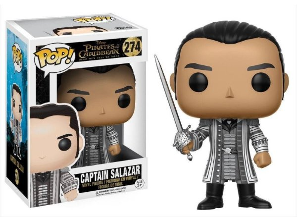 Captain Salazar - Disney Pirates of the Caribbean Funko Pop