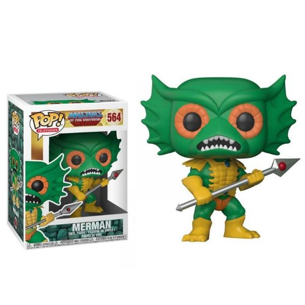 Merman - Masters of the Universe Funko Pop Television