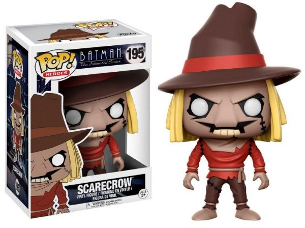 Scarecrow - Batman the Animated Series Wave 2 Funko Pop Heroes