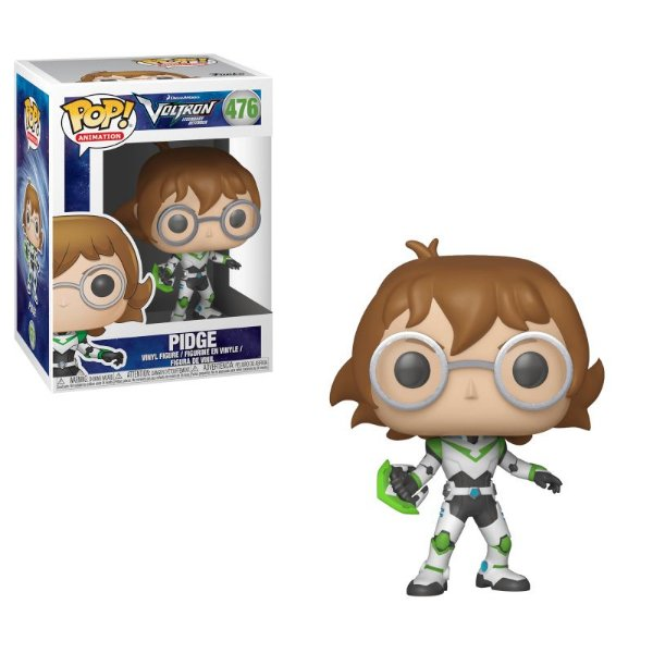 Pidge - Voltron Legendary Defender Funko Pop Animation
