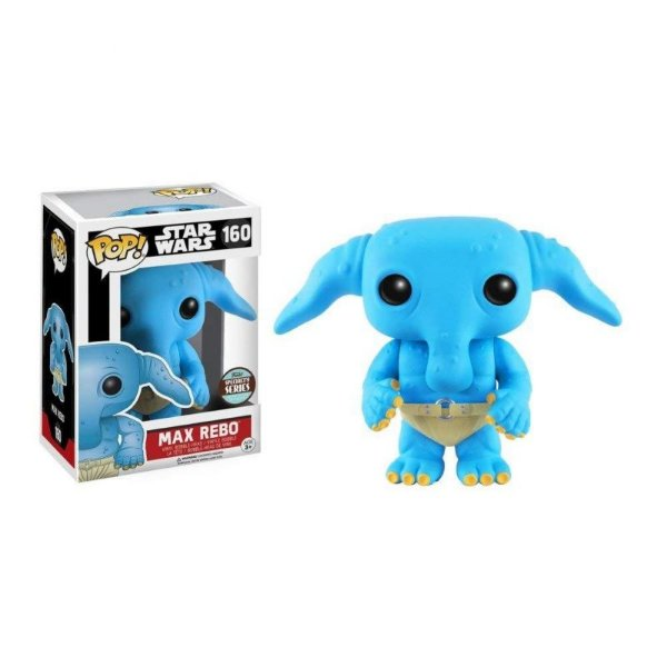 Max Rebo - Star Wars Specialty Series Funko Pop