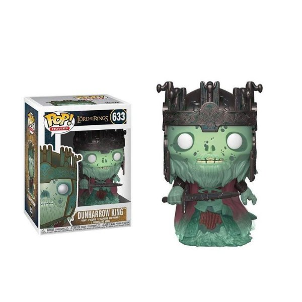 Dunharrow King - Lord of The Rings Funko Pop Movies