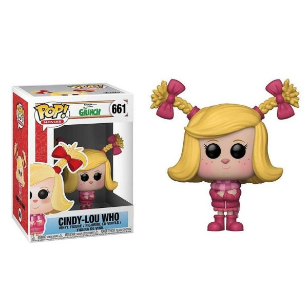 Cindy-Lou Who - The Grinch Movie Funko Pop Movies