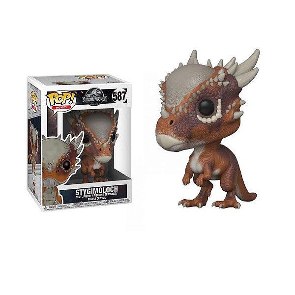 Stygimoloch - Jurassic World Fallen Kingdom Funko Pop Movies
