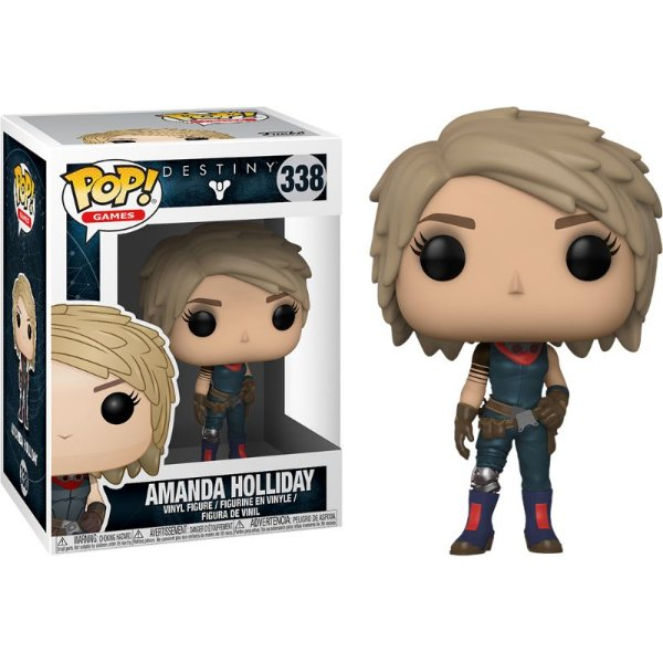 Amanda Holliday - Destiny Funko Pop Games