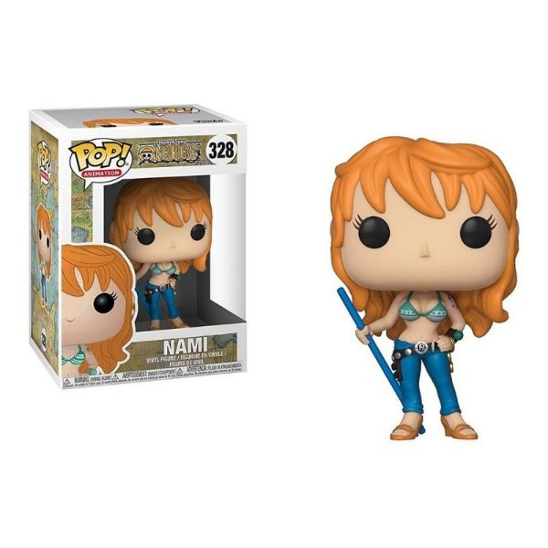 Nami - One Piece Funko Pop Animation