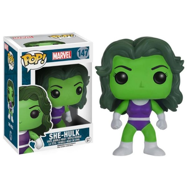 She Hulk - Funko Pop Marvel