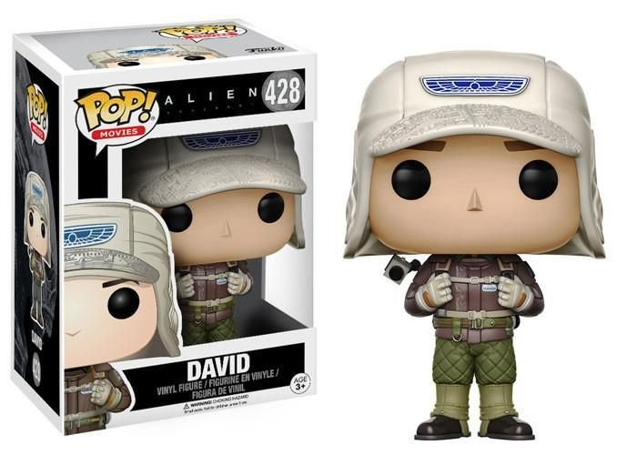 David - Alien Covenant Funko Pop Movies