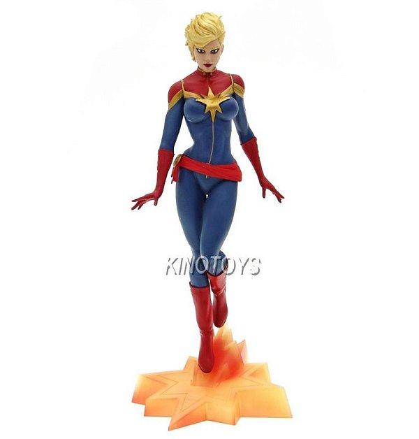 Captain Marvel - Capitã Marvel Gallery Statue Diamond Select Toys