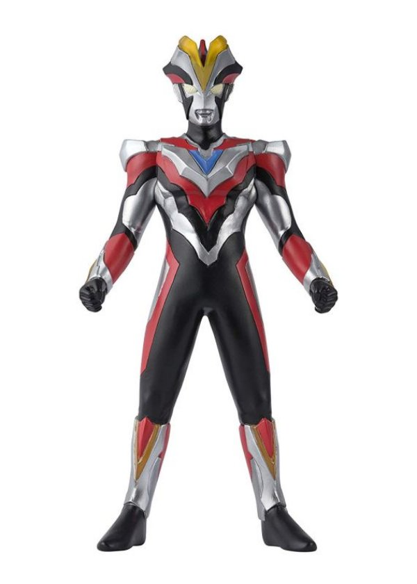 Ultraman Victory - Sofvi Spirits Tamashii Nations Bandai