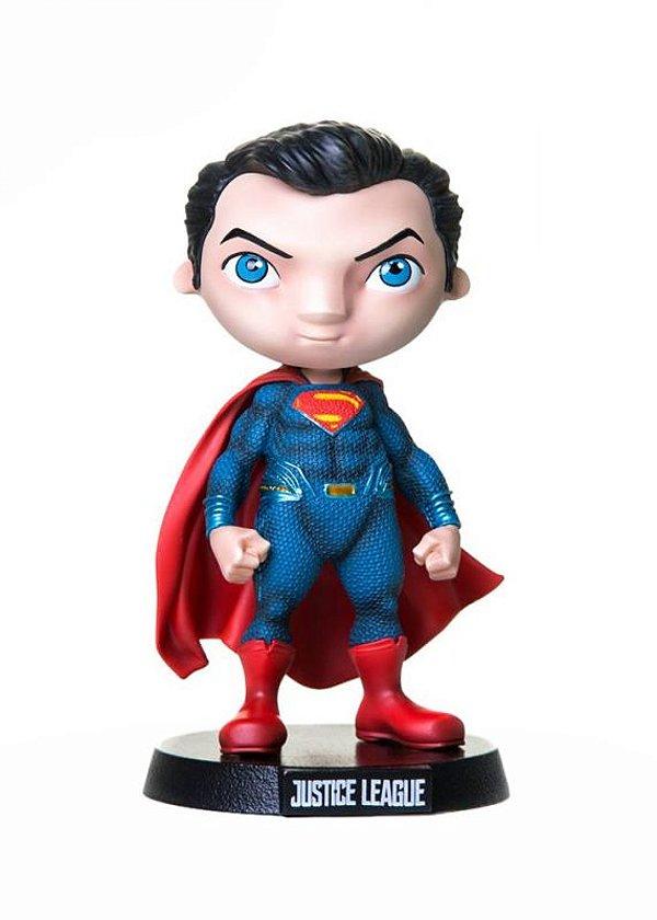 Superman - Justice League Liga da Justica Mini Heroes Mini Co
