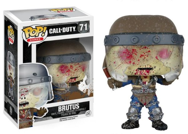 Brutus - Call Of Duty Funko Pop Games