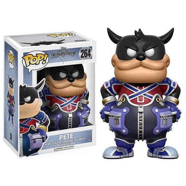 Bafo de Onça - Pete Kingdom Hearts Funko Pop