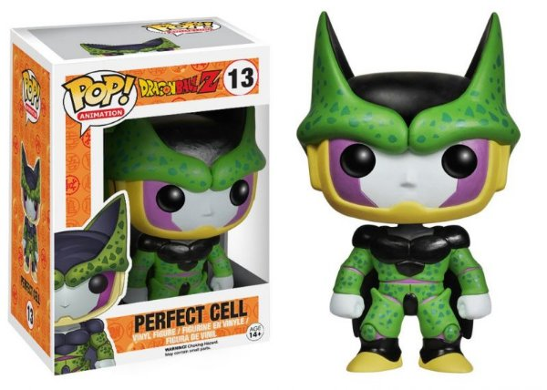 Perfect Cell - Dragonball Z Funko Pop Animation