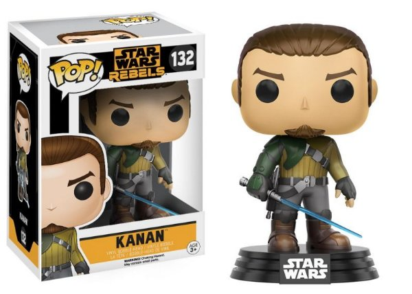 Kanan - Star Wars Rebels Funko Pop