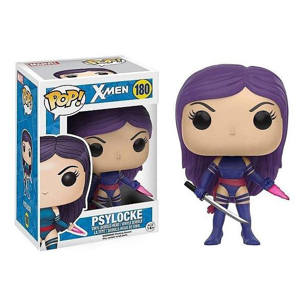 Psylocke - Marvel X-Men Funko Pop