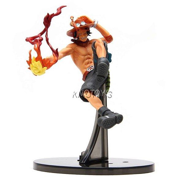 Portgas D Ace - One Piece SCultures Big Zoukeio 6 Special Banpresto