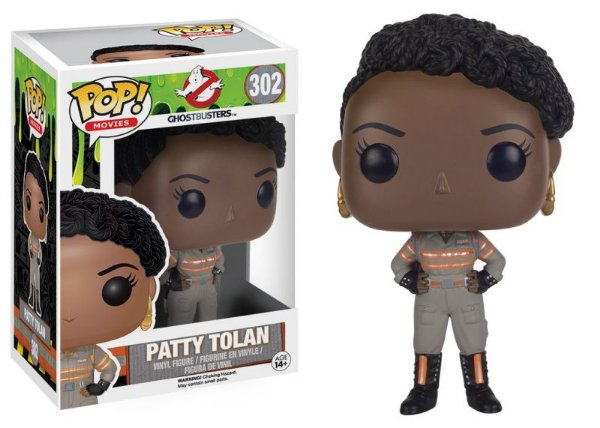 Patty Tolan - Ghostbusters Funko Pop Movies