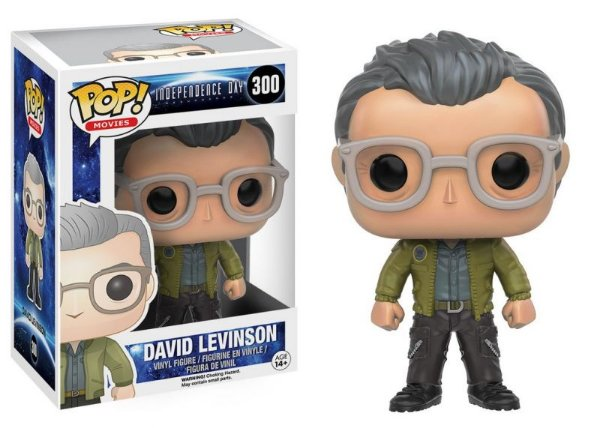 David Levinson Independence Day Funko Pop Movies