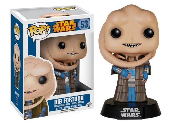 Bib Fortuna - Star Wars Funko Pop