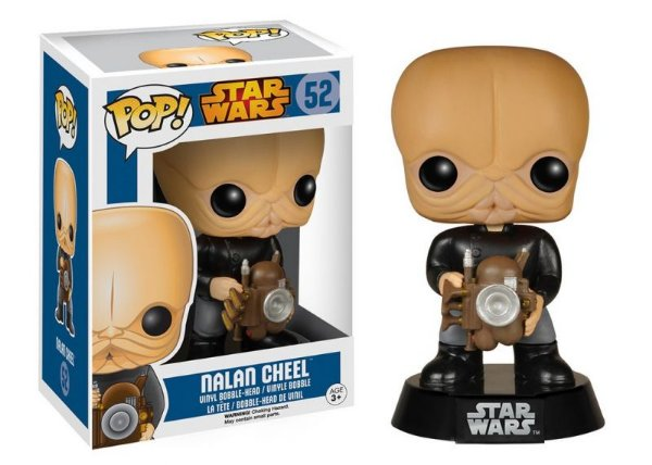 Nalan Cheel - Star Wars Funko Pop
