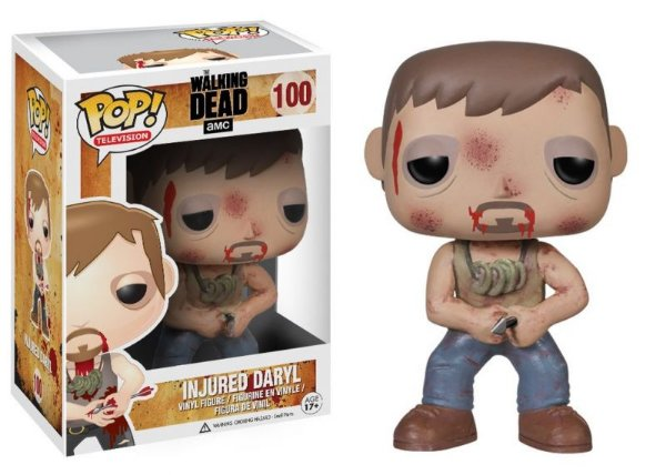 Injured Daryl - The Walking Dead Funko Pop Television