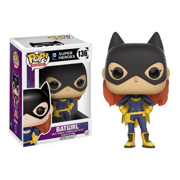 Batgirl -  DC Comics Funko Pop Heroes