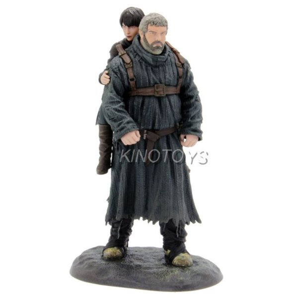 Hodor & Bran - Game of Thrones Dark Horse Deluxe
