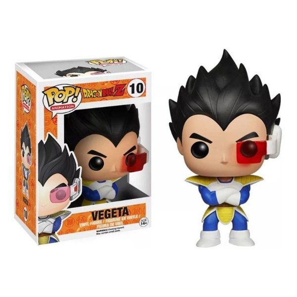 Vegeta - Dragonball Z Funko Pop Animation