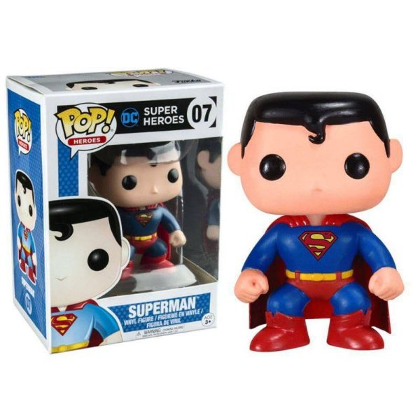 Superman - DC Universe Funko Pop Heroes