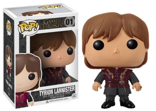 Tyrion Lannister - Game Of Thrones Funko Pop