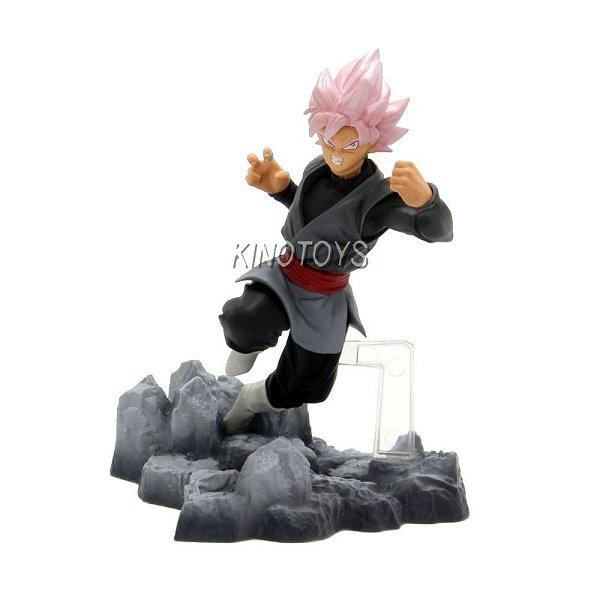 Goku Black - DragonBall Super Soul x Soul Figure Banpresto