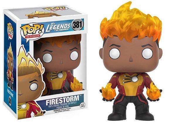 Firestorm - DC Legends of Tomorrow Funko Pop Television