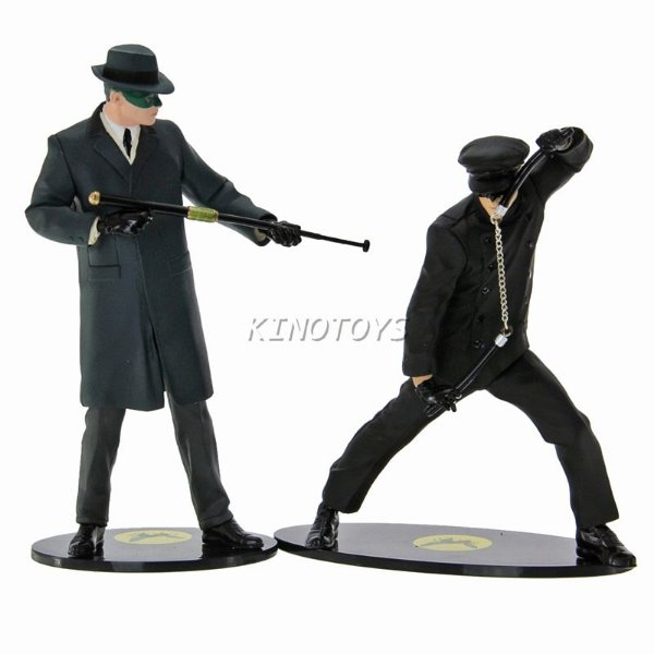 The Green Hornet and Kato Besouro Verde Factory Entertainment